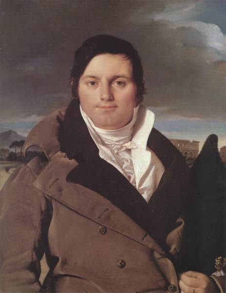 Ingres Joseph Antoine Moltedo